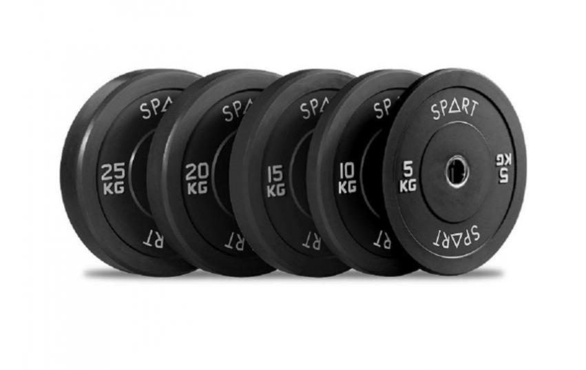 Spart Bumper Plates 5 kg