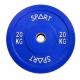 Spart Bumper Plates 20 kg