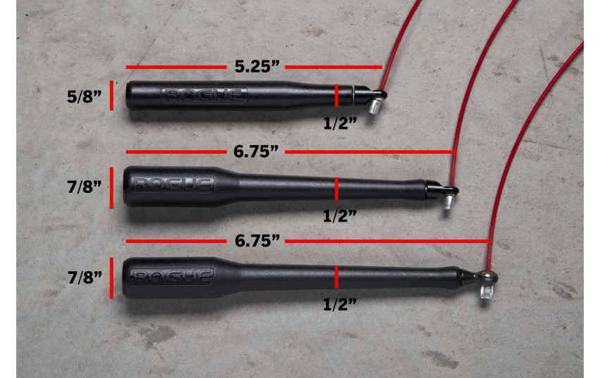 ROGUE SR-1L LONG HANDLE BEARING SPEED ROPE