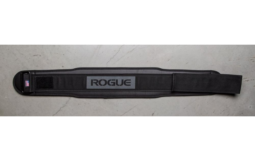 ROGUE USA NYLON LIFTING BELT