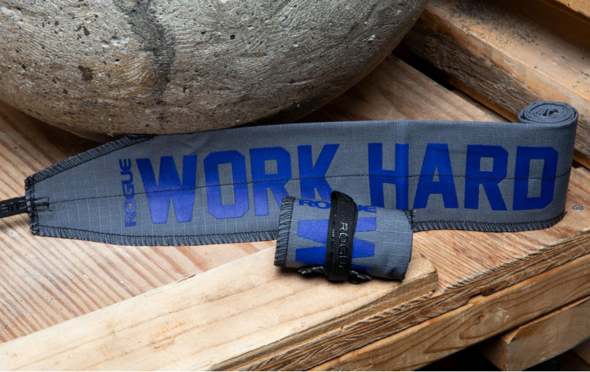 ROGUE WORK HARD WRAPS GREY BLUE