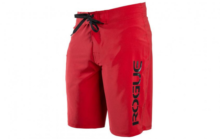ROGUE BOARDSHORTS Red