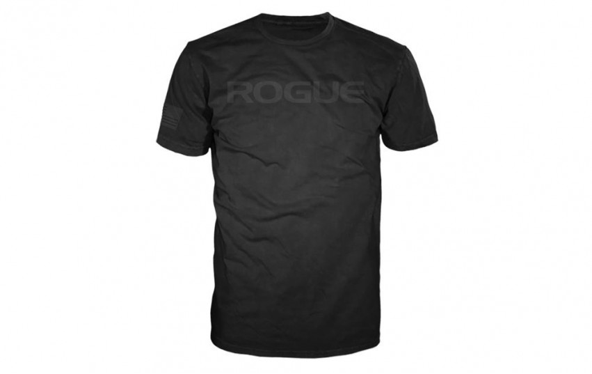 ROGUE BASIC SHIRT Black