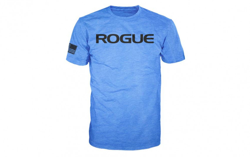 ROGUE BASIC SHIRT Blue Black