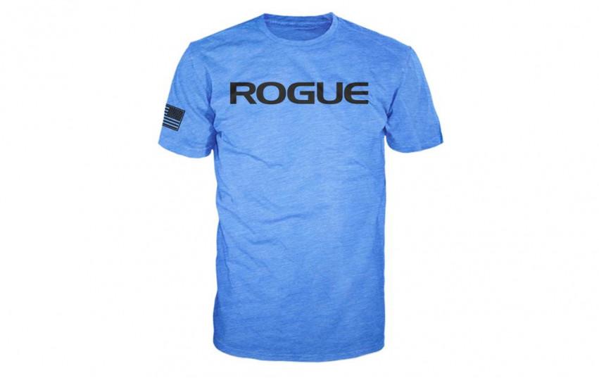 ROGUE BASIC SHIRT Blue Black