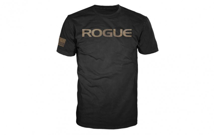 ROGUE BASIC SHIRT Black Brown