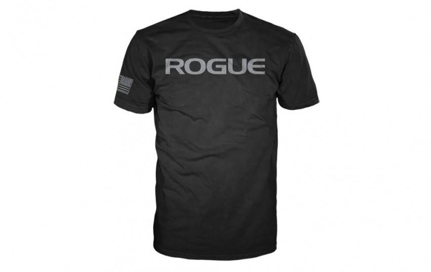 ROGUE BASIC SHIRT Black Grey