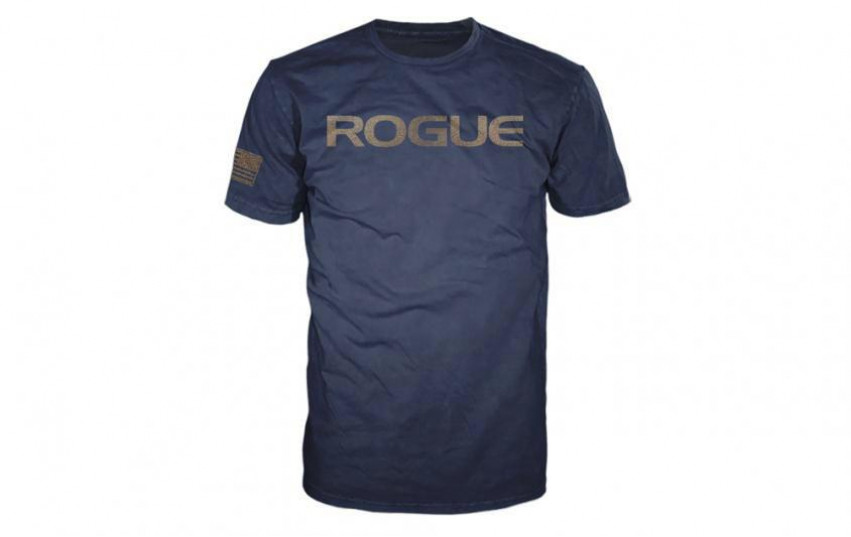 ROGUE BASIC SHIRT Navy Brown