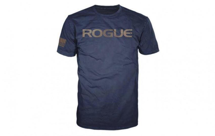 ROGUE BASIC SHIRT Navy Brown
