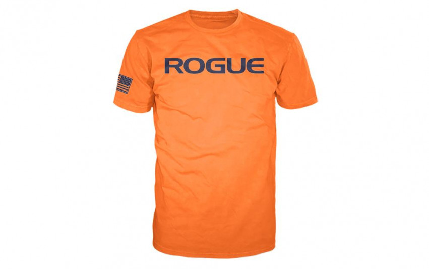 ROGUE BASIC SHIRT Orange