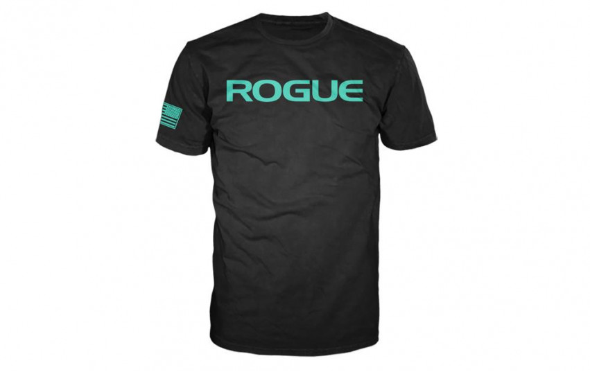 ROGUE BASIC SHIRT Black Green