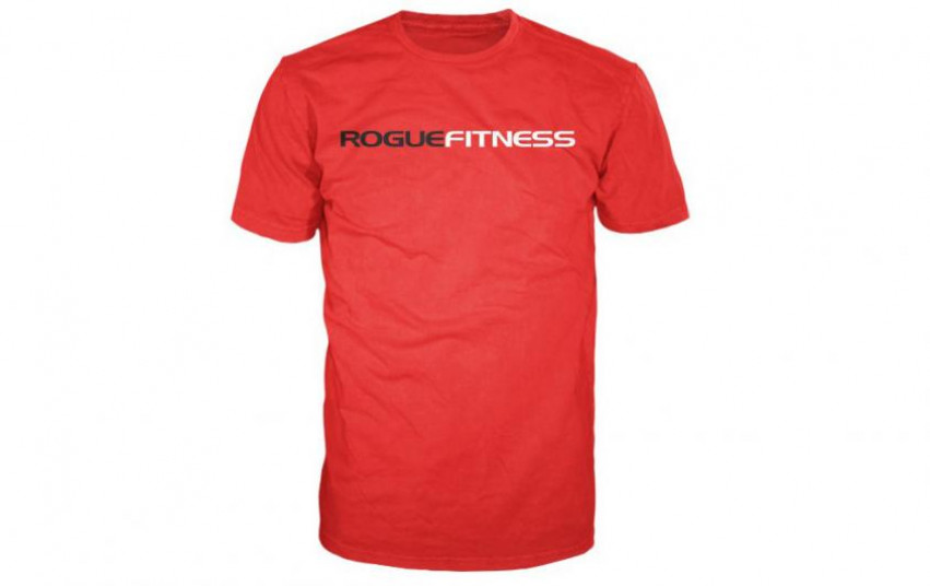 ROGUE FITNESS CLASSIC SHIRT Red