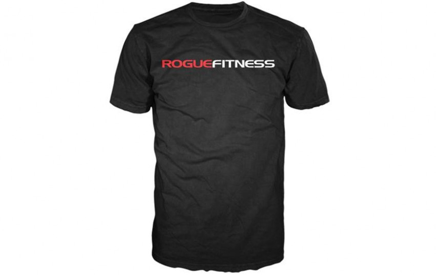 ROGUE FITNESS CLASSIC SHIRT Black