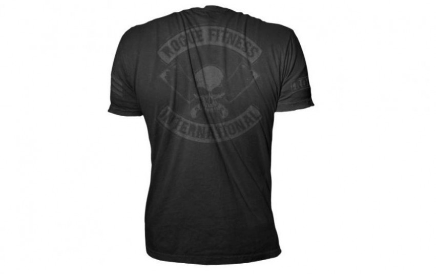 ROGUE INTERNATIONAL SHIRT BLACK