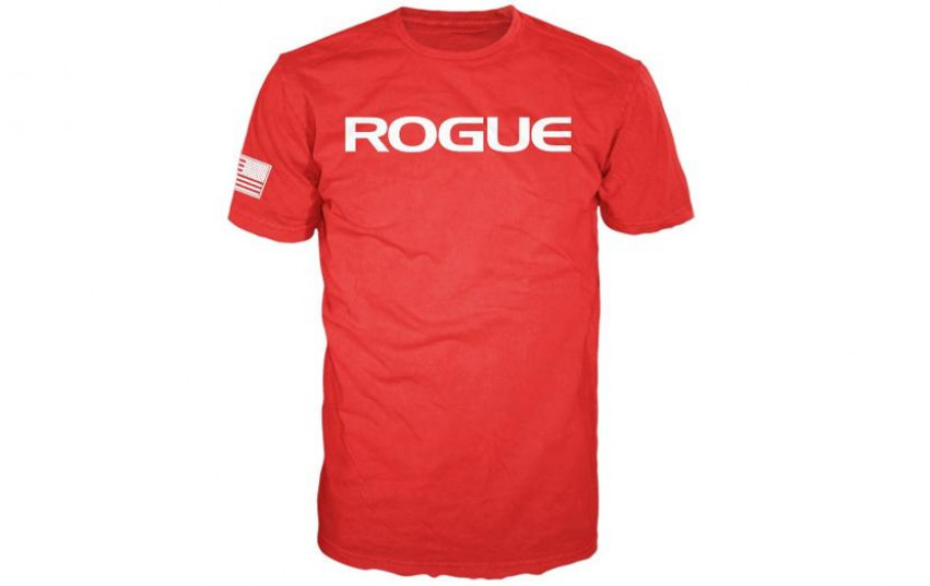 ROGUE BASIC SHIRT Red