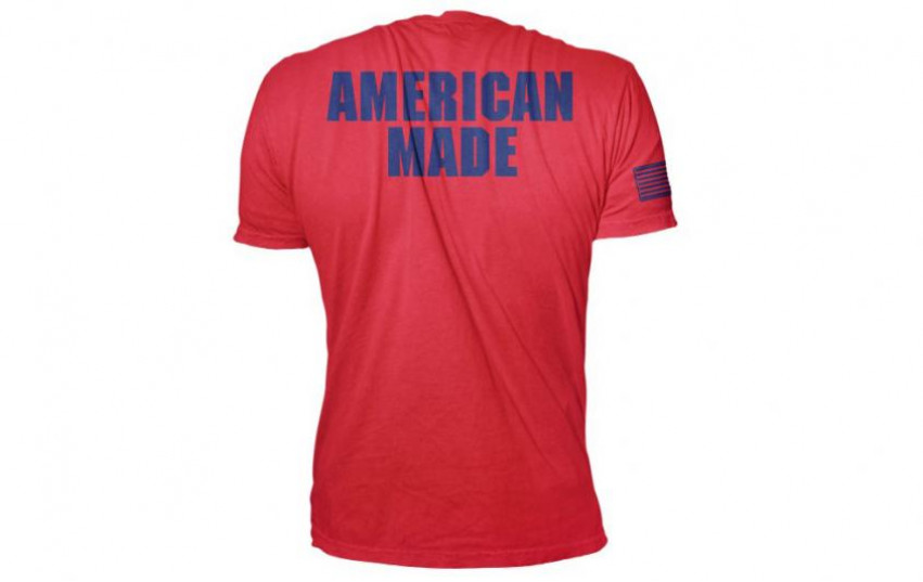 ROGUE AMERICAN MADE SHIRT Red