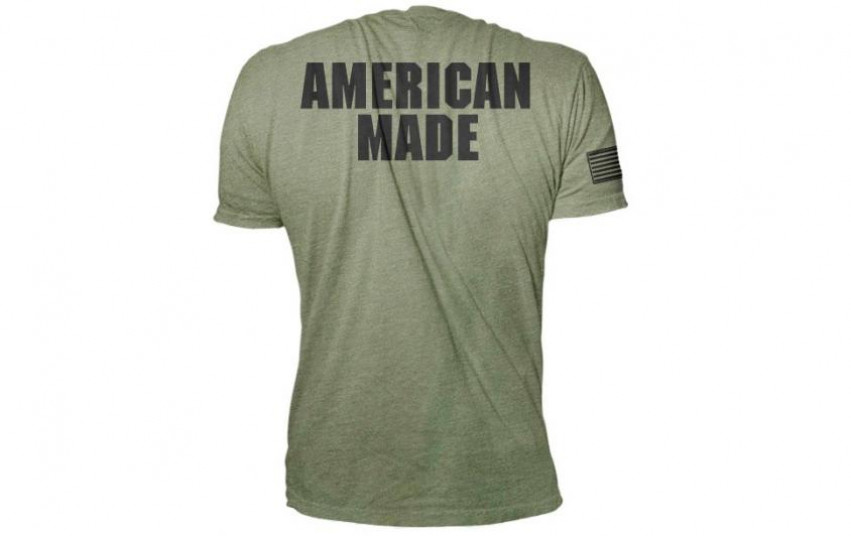 ROGUE AMERICAN MADE SHIRT Green