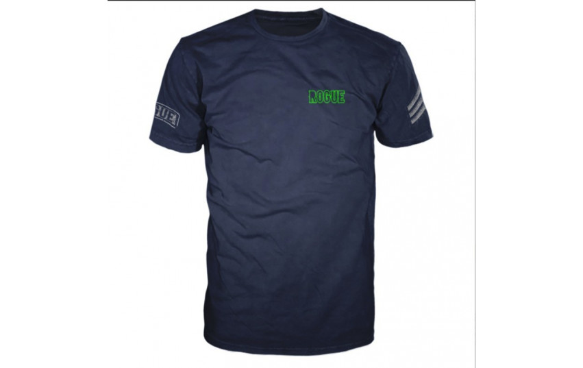 ROGUE INTERNATIONAL SHIRT NAVY
