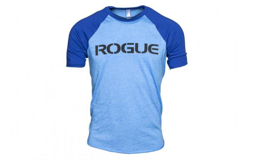 ROGUE RAGLAN SHIRT Blue