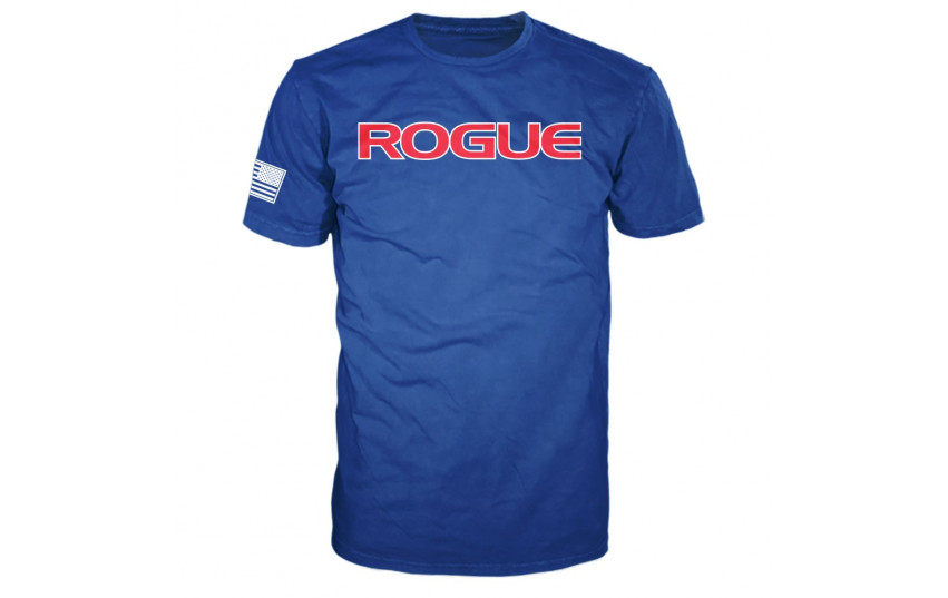 ROGUE AMERICAN MADE SHIRT Blue