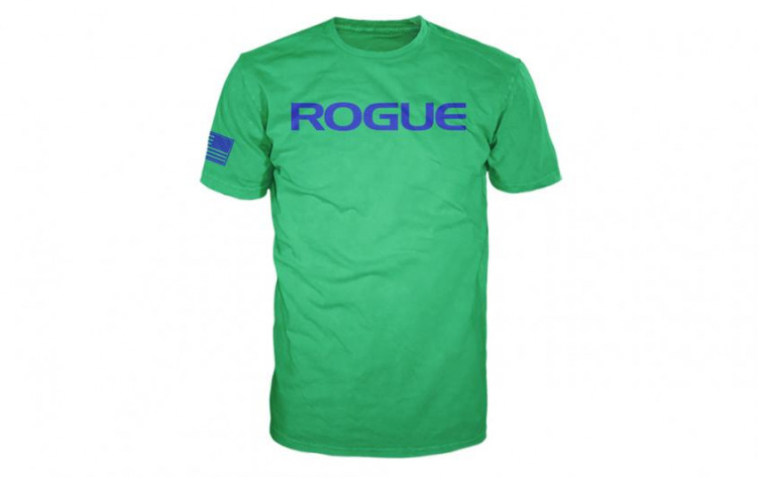 ROGUE BASIC SHIRT GREEN