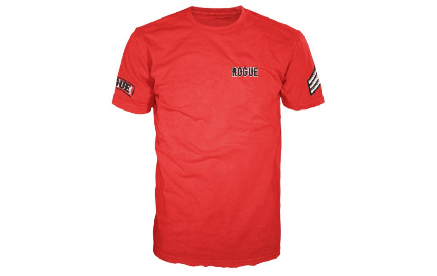 ROGUE INTERNATIONAL SHIRT RED