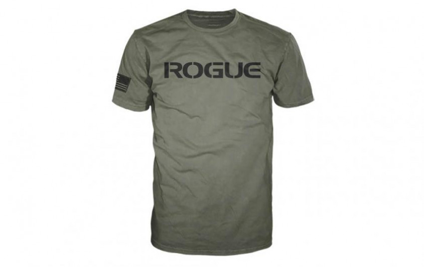 ROGUE DRI-RELEASE® SHIRT Olive Green