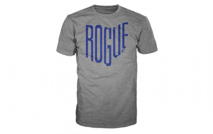 ROGUE STATE SHIRT Gray Blue