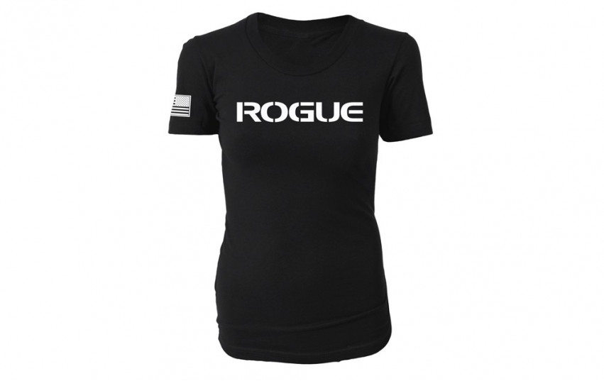 ROGUE WOMEN'S AMERICAN MADE SHIRT Black
