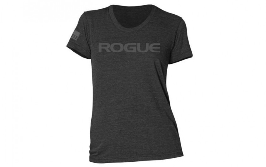 ROGUE WOMEN'S BASIC SHIRT Black