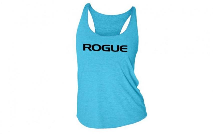 ROGUE BASIC WOMEN'S TANK Blue