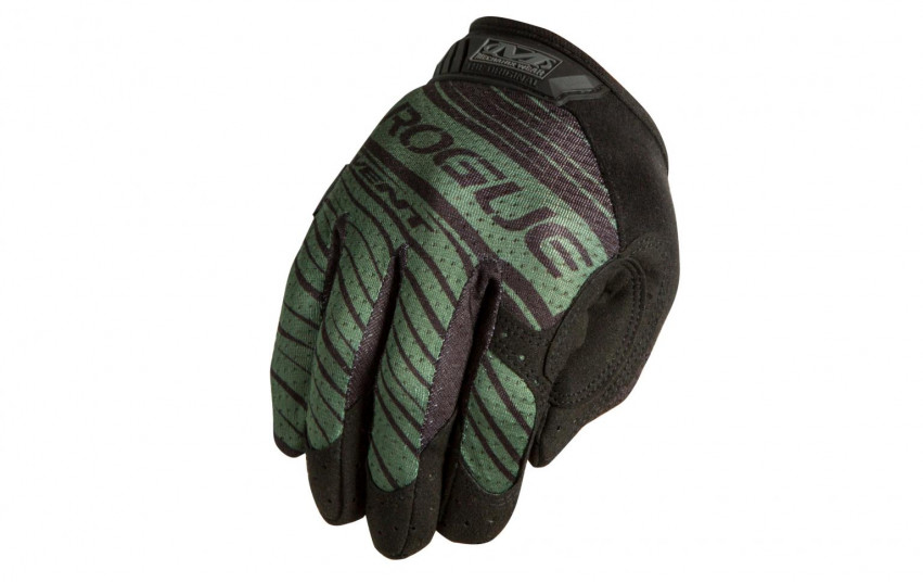 Rogue Mechanix Vented Gloves 2.0 Olive