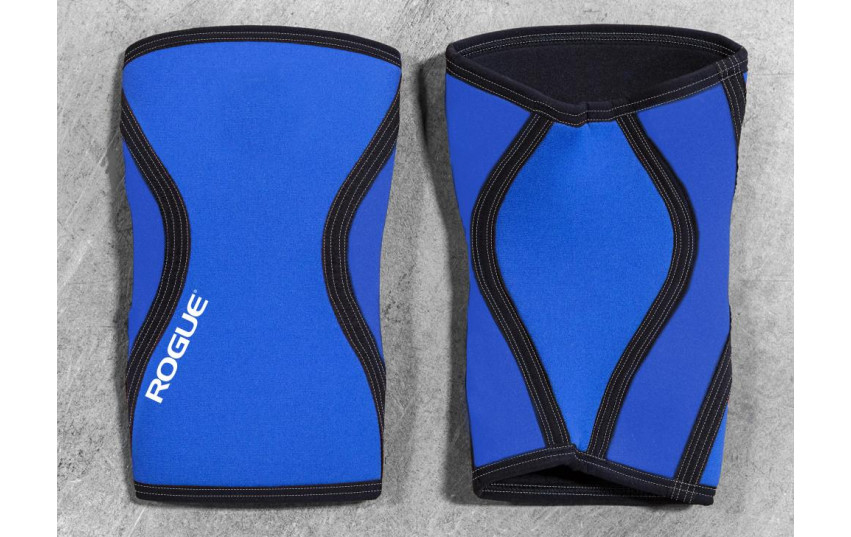 ROGUE KNEE SLEEVE - PAIR - BLUE