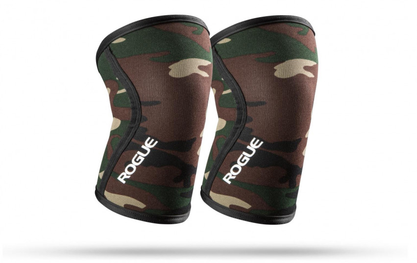 ROGUE KNEE SLEEVE - PAIR - CAMO