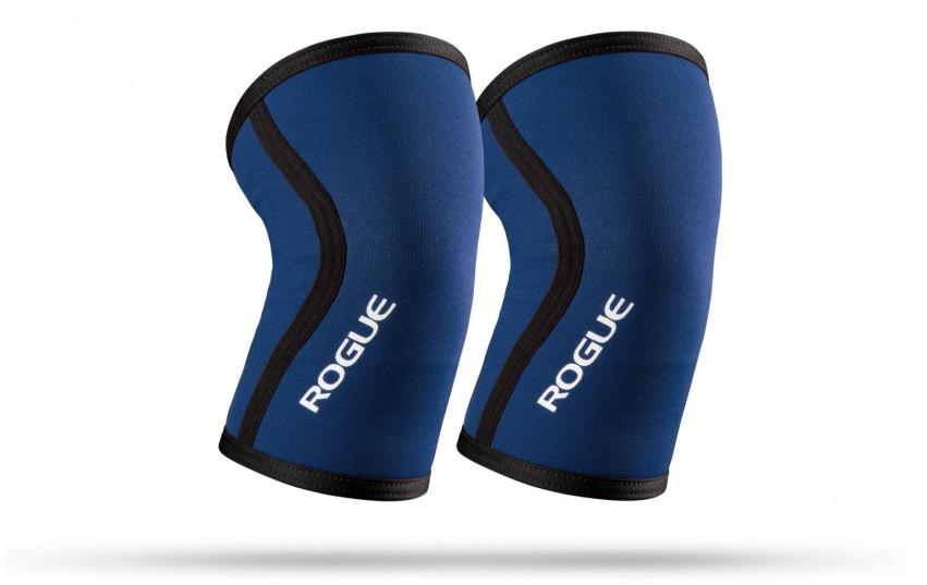 ROGUE KNEE SLEEVE - PAIR - DARK BLUE