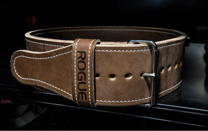 Rogue Ohio Lifting Belt