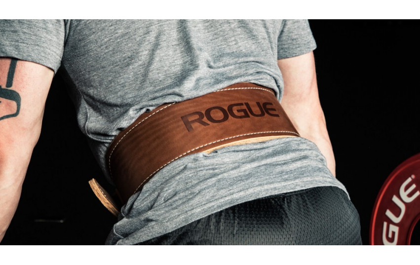 Rogue Oly Ohio Lifting Belt
