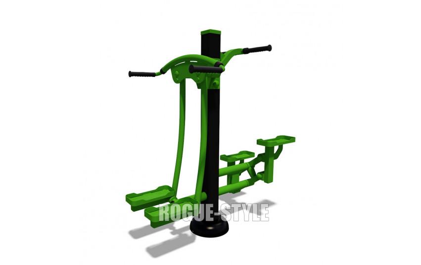 Степпер-тренажер для мышц бедра