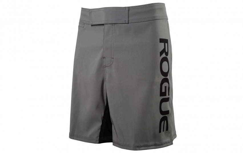 ROGUE FIGHT SHORTS 2.0 GREY