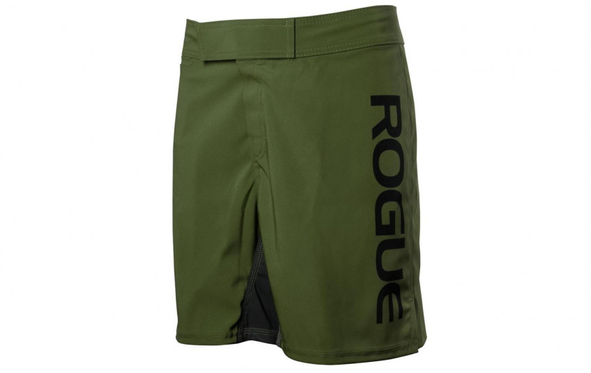 ROGUE FIGHT SHORTS 2.0 OLIVE GREEN