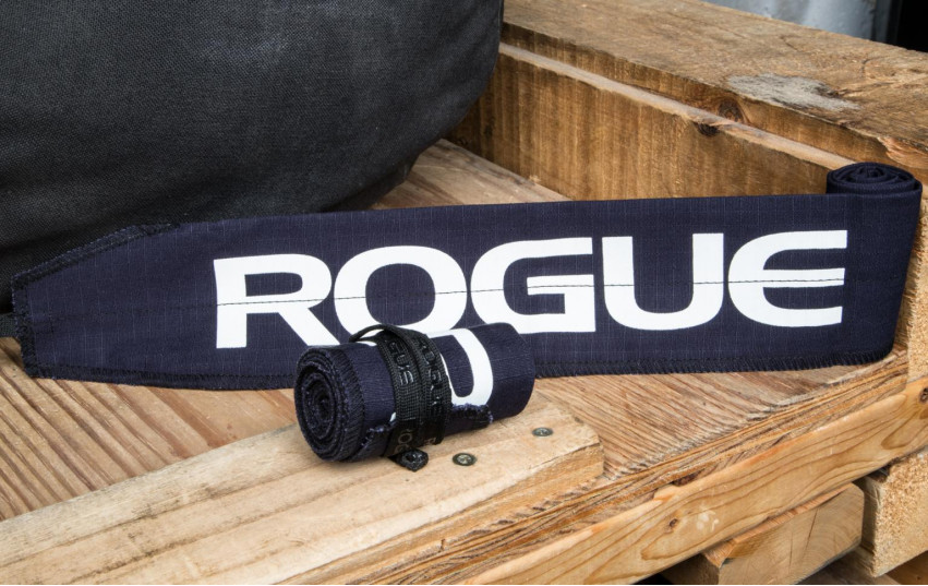 ROGUE STRENGTH WRAPS NAVY