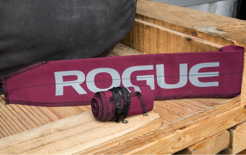 ROGUE STRENGTH WRAPS MAROON