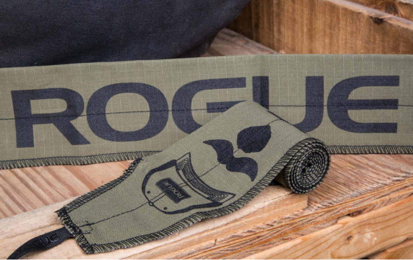 ROGUE STRENGTH WRAPS BRIDGES